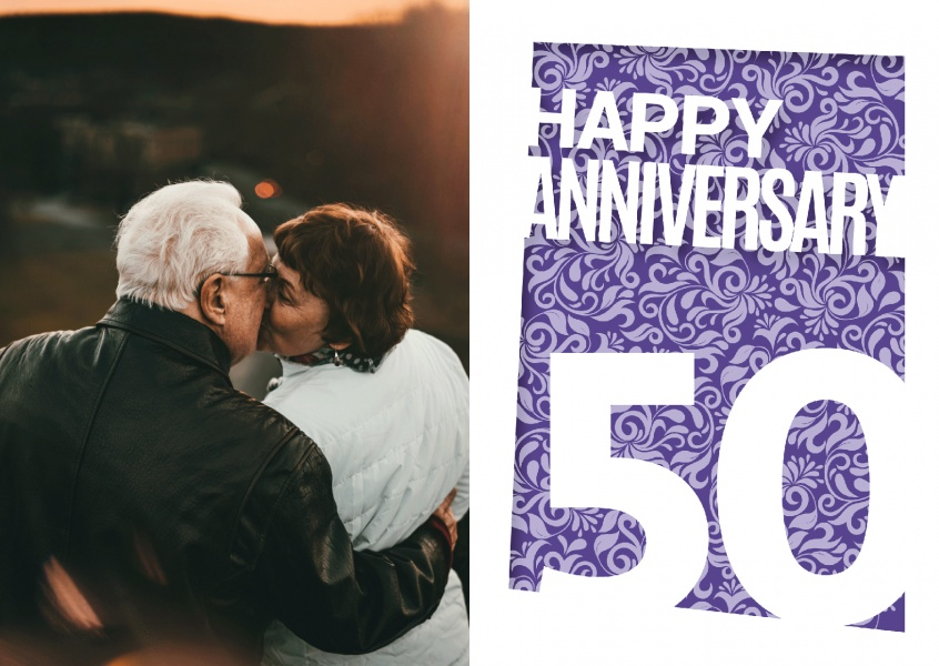 50 - Happy Anniversary