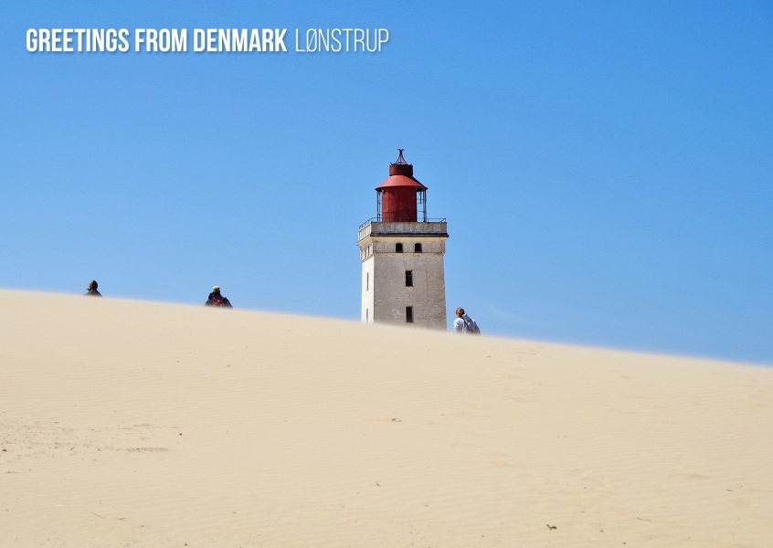 Greetings from Denmark  – Loenstrup Rubjerg Knude