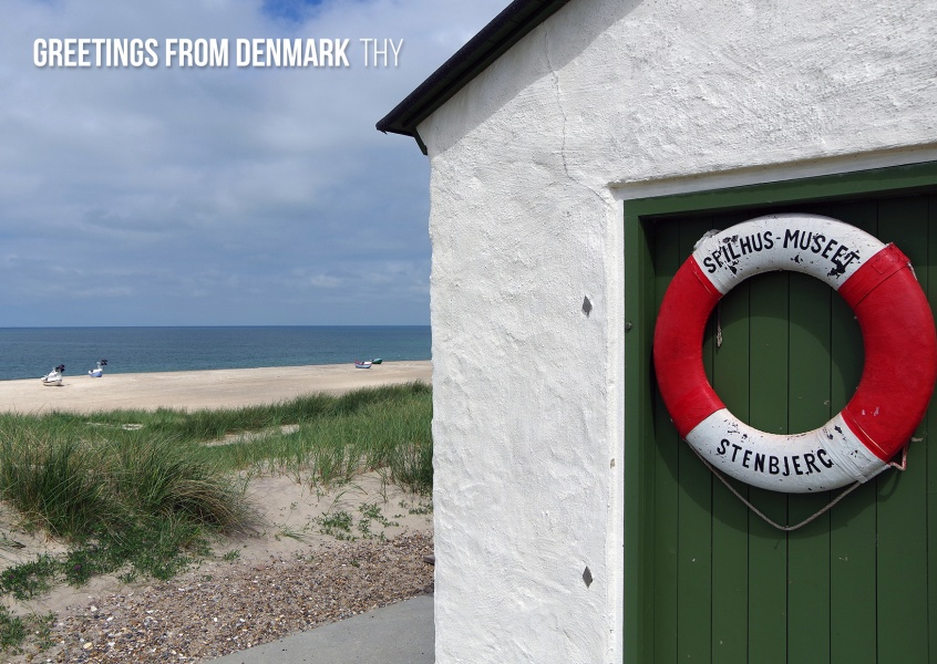 Greetings from Denmark  – Thy Stenbjerg
