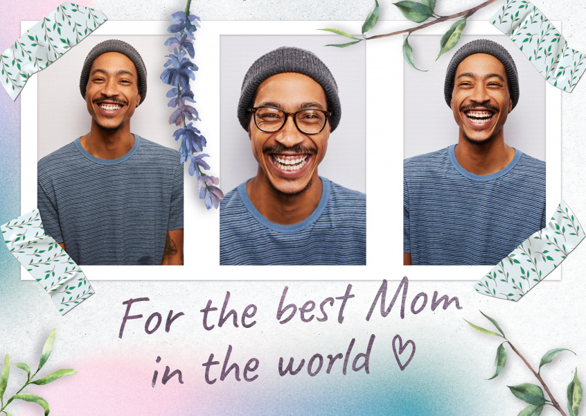 For the Best Mom in the world
