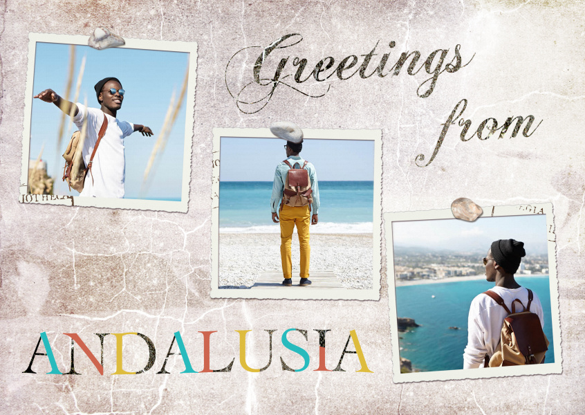 Greetings from Andalusia