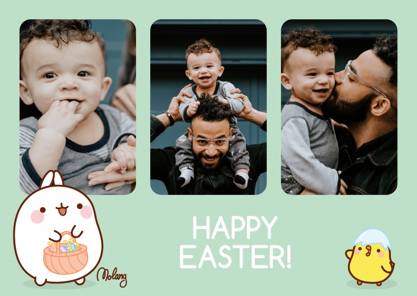 Happy Easter! - MOLANG