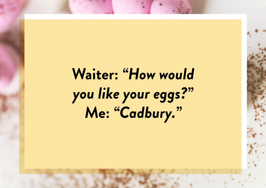 How would you like your eggs?