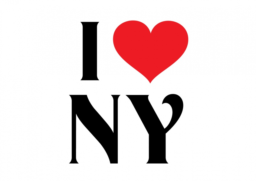 I ny vacation greeting cards send real postcards online i love new york classic m4hsunfo