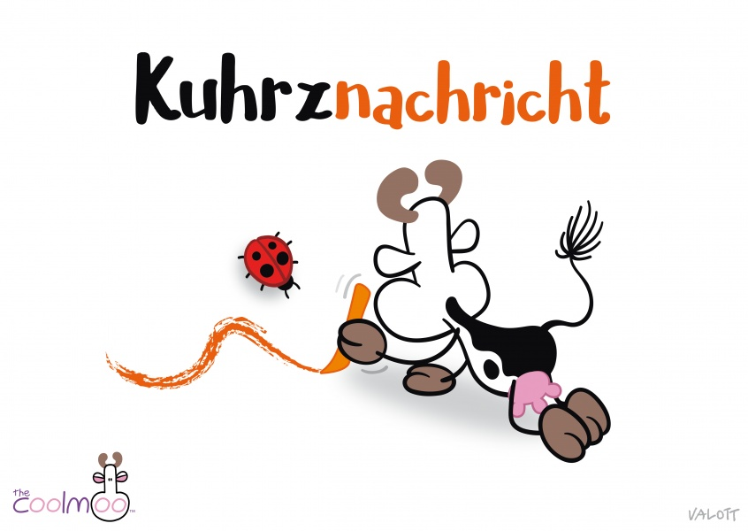 Kuhrznachricht - The CoolMoo