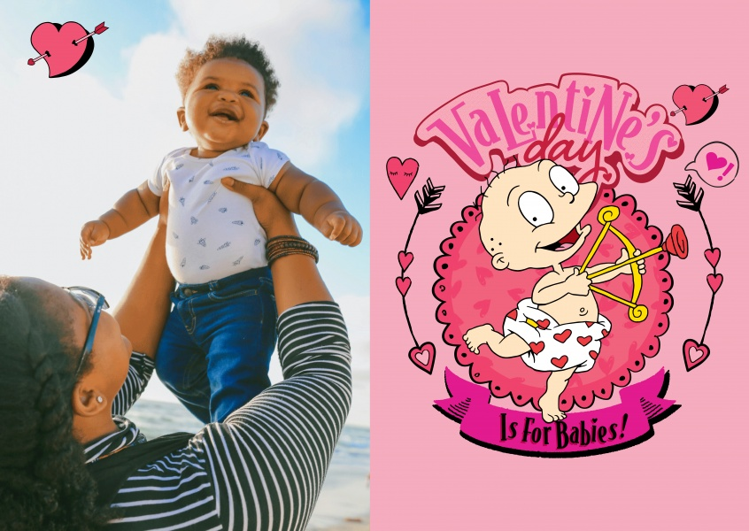 Valentine's day is for Babies!