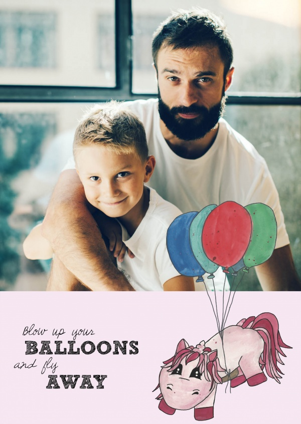 Over-Night-Design - Blow up your balloons and fly away