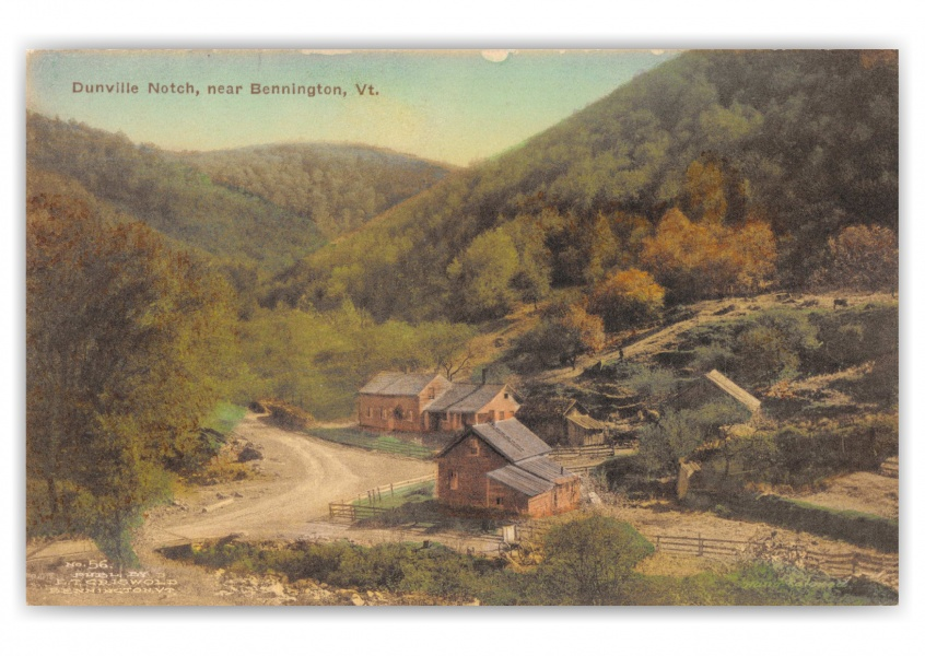 Bennington, Vermont, Dunville Notch