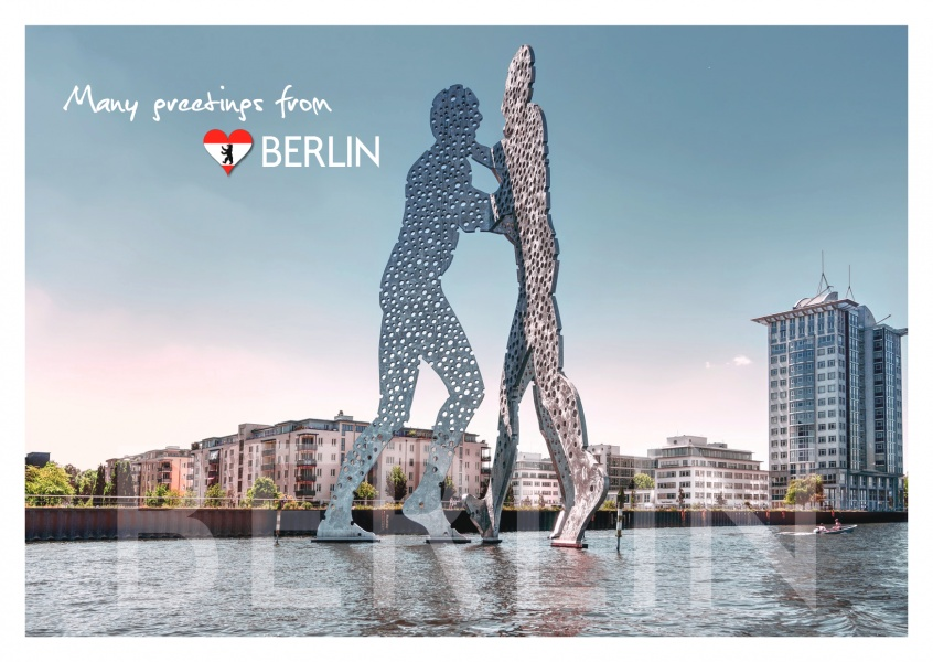 Berlin Molecule Man