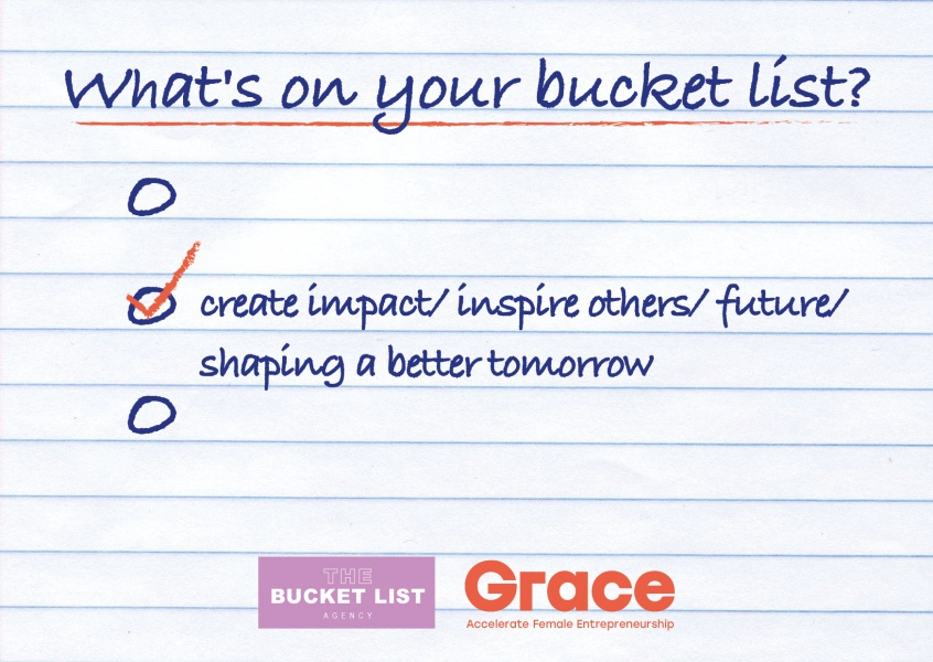 Bucket List Agency bucket list