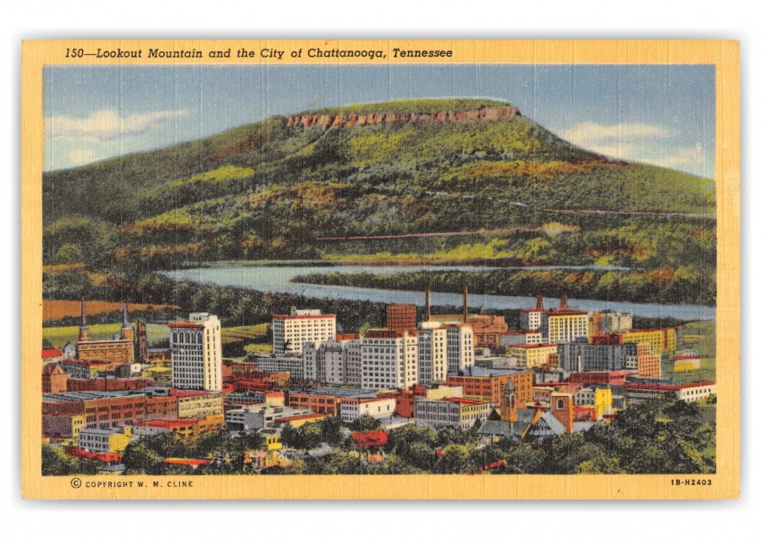 Chattanooga, Tennessee, Lookout Mountain