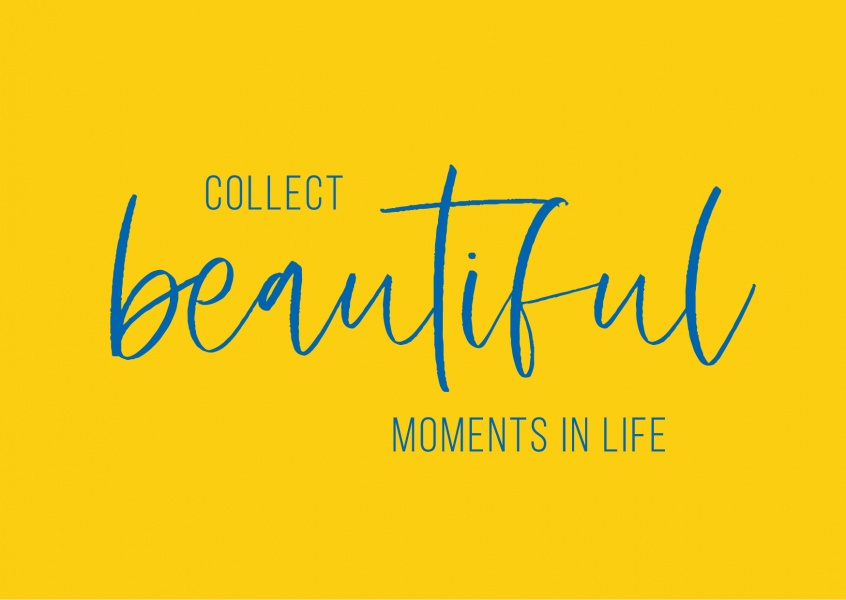 Meridian Design Collect beautiful moments in life