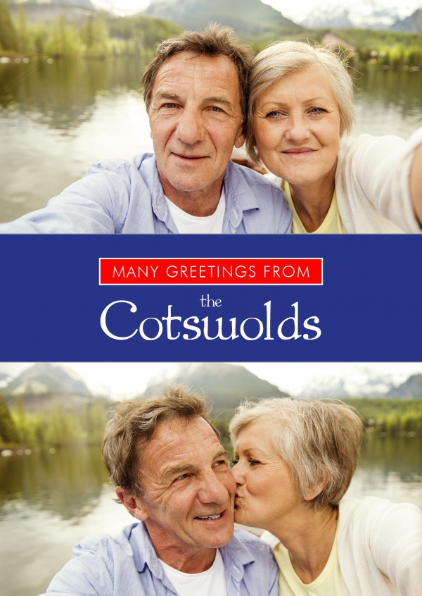 Cotswolds greetings in English