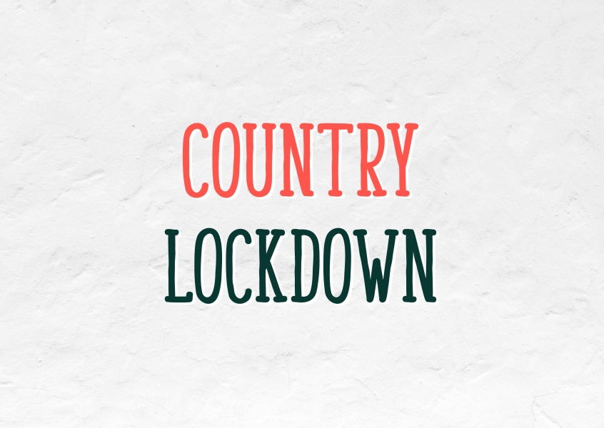 Country Lockdown