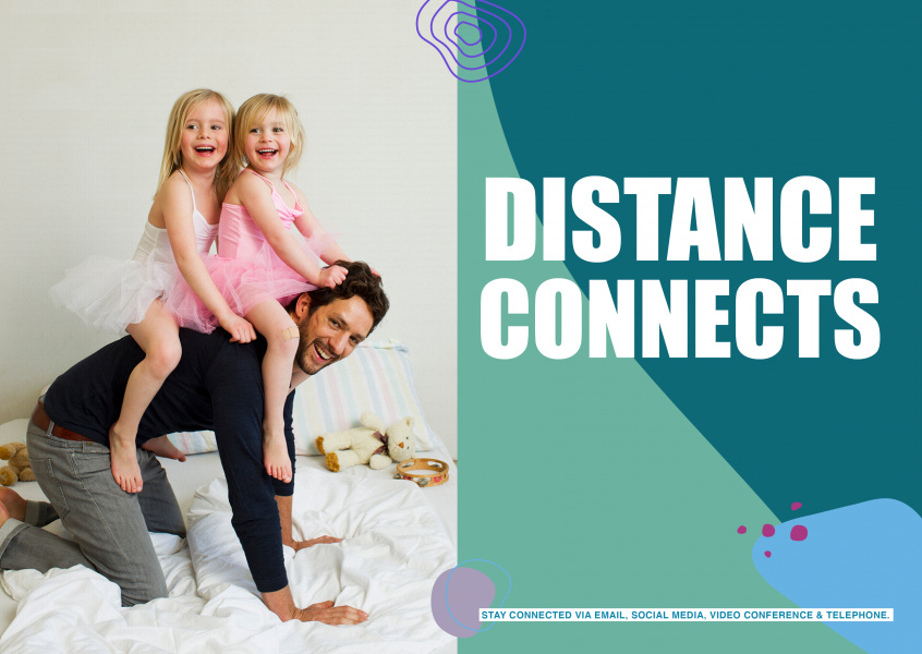 Distance connects