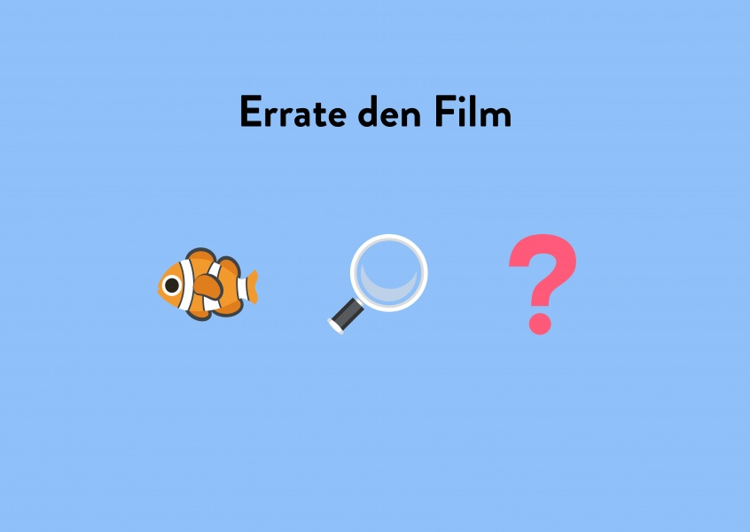 Errate den Film