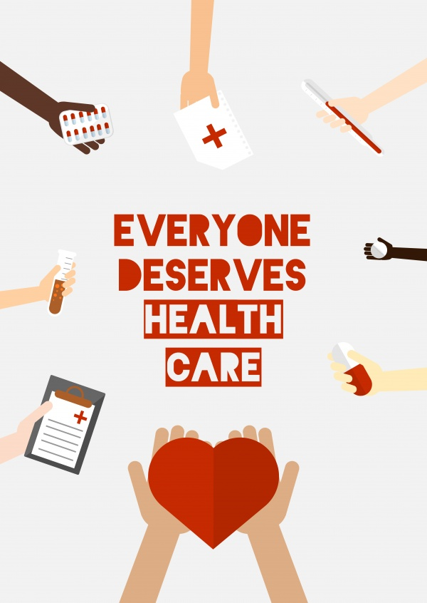 Everyone deserves Healthcare
