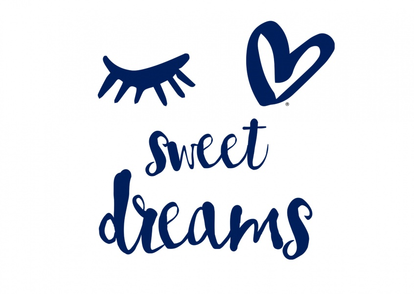 Eye Love Sweet Dreams Statements Quotes Kaarten Echte