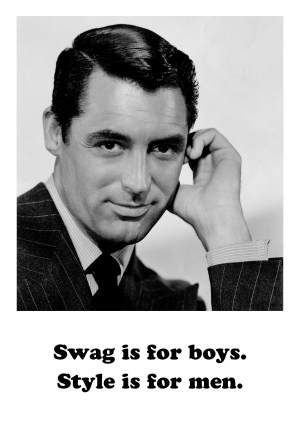 Photo Cary Grant Style