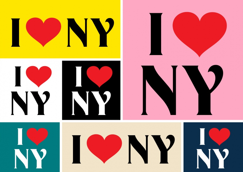 I love New York bunt