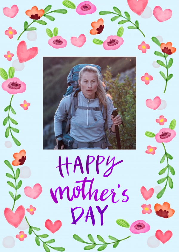 Happy mother's day | Send real postcards online