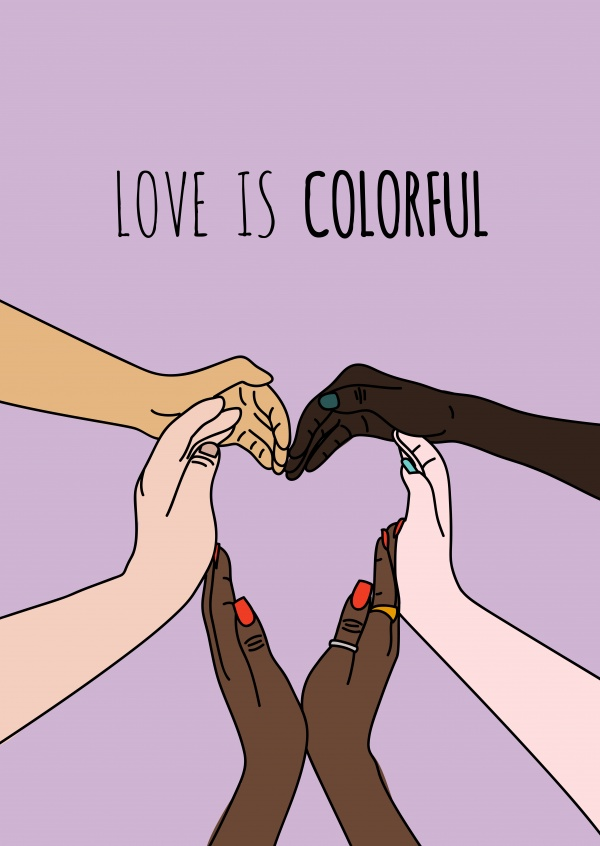 Love is Colorful