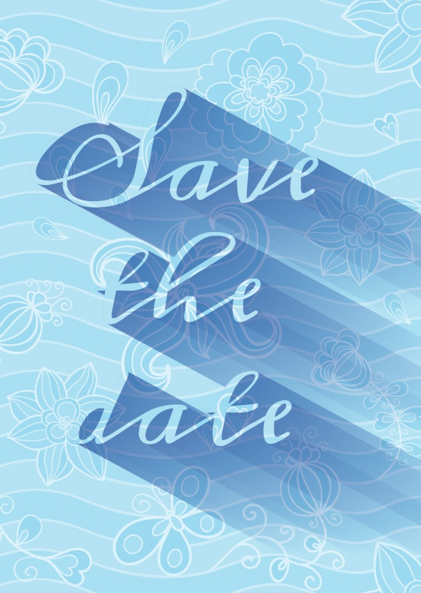 Send save the dates online