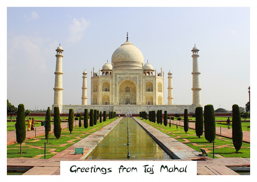 Photo Taj Mahal