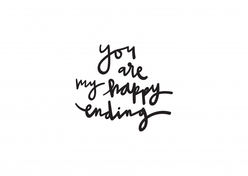 You are my Happy Ending