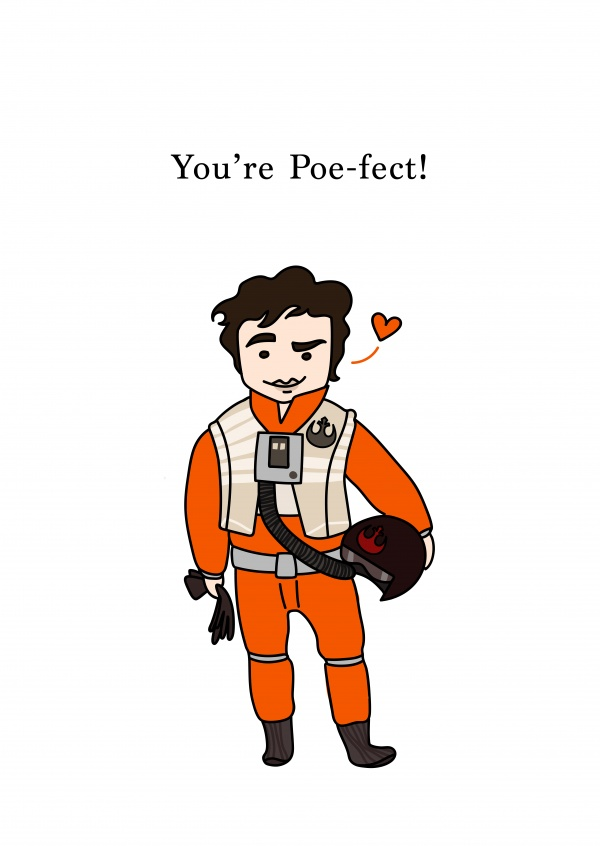 You're Poe-fect!