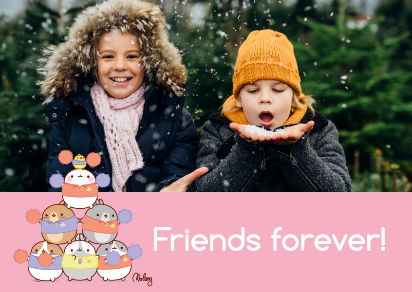 Freinds Forever - MOLANG