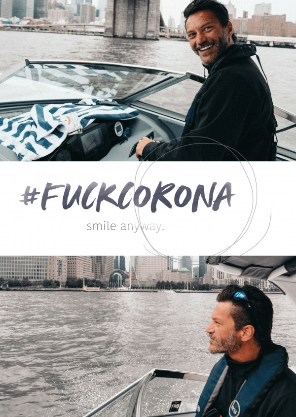 #fuckcorona smile anyway