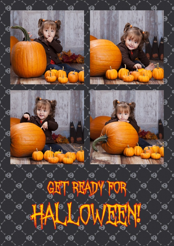 Get ready for Halloween saying