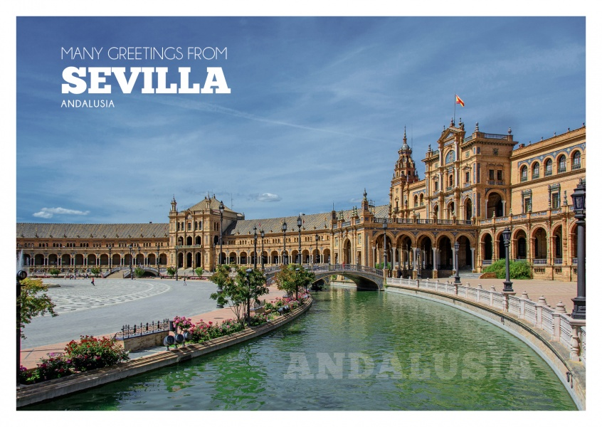 Seville | Vacation Cards & Quotes 🗺️🏖️ | Send real postcards online