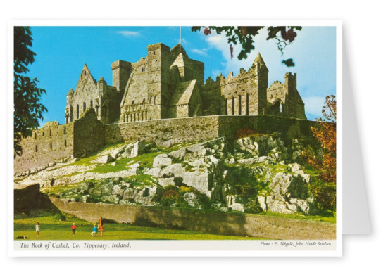 The John Hinde Archive photo The Rock of Cashel