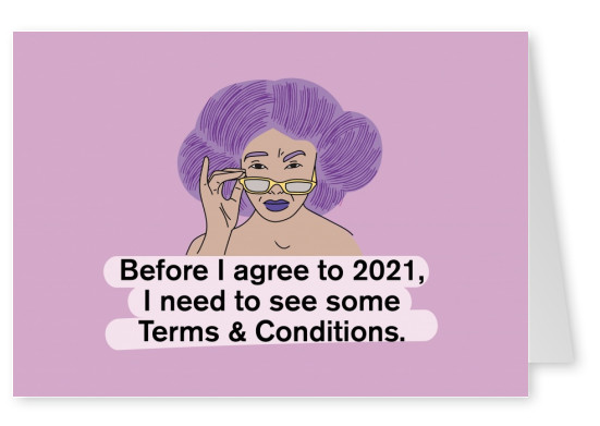 2021 - Terms & Conditions