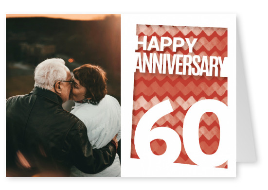 60 - Happy Anniversary