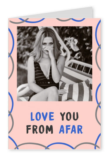 LOVE YOU FROM AFAR