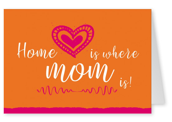 Happy Mother`s Day card