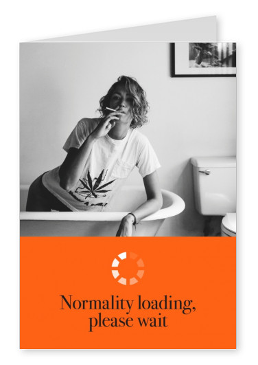 Normality loading, please wait