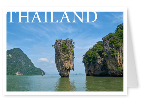 Thailand, James Bond Rock