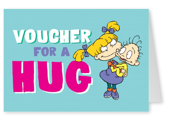 Voucher for a Hug