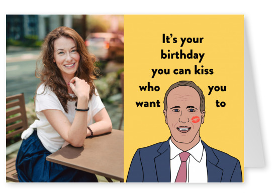 You can kiss who you want to