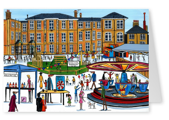 Illustration South London Artist Dan All Farthing