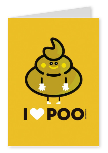 Del Hambre Illustration poo