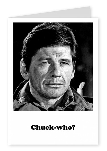 Photo Charles Bronson funny quote