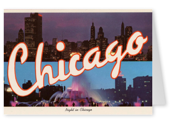 Curt Teich Postcard Archives Collection Chicago