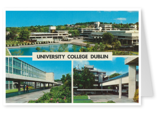John Hinde photo d'Archive University College, Dublin