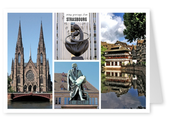 Strasbourg's most beautiful sights