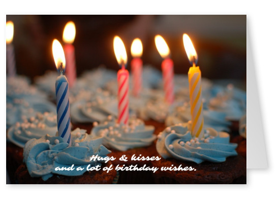 Terrific Birthday Cakes Verjaardag Echte Ansichtkaarten Online Birthday Cards Printable Riciscafe Filternl